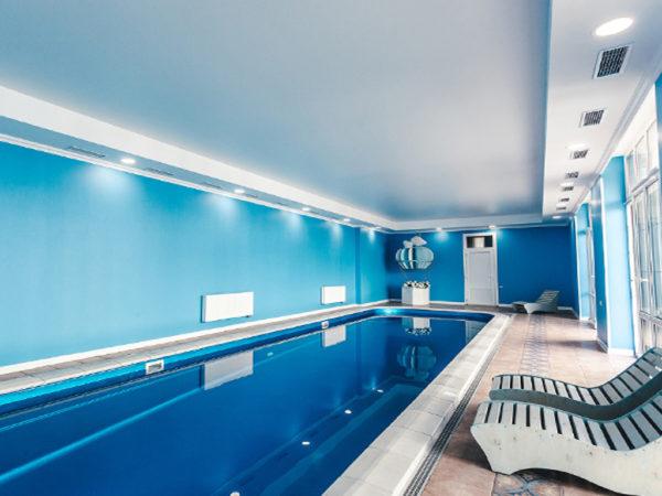 Композитный бассейн «Олимпик»