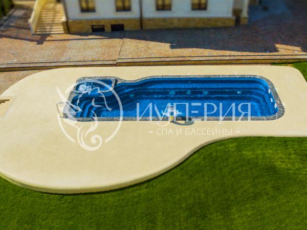 Плавательный бассейн + SPA «Премьер СПА»