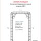 Схема укладки бетонного бордюрного камня