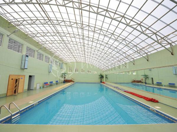 Панельный бассейн 8 х 25 метров