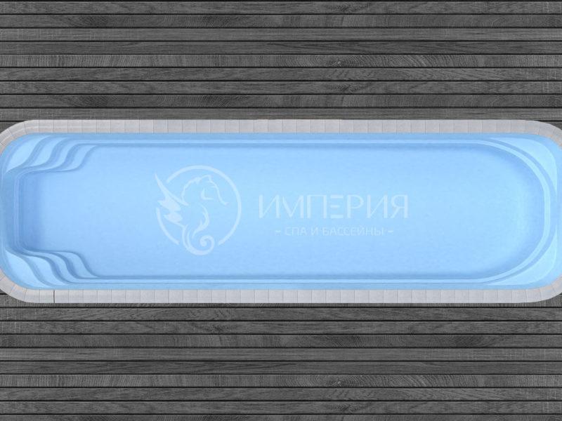 """Композитный бассейн """"Олимпик"""""""