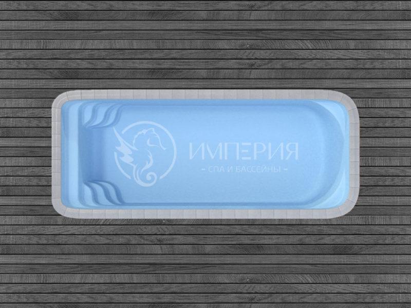 """Композитный бассейн """"Орлеан"""""""